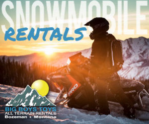 Big Boys Toys - Snowmobile Rental Headquarters