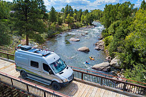 Blacksford Winnebago Sprinter RV Rentals