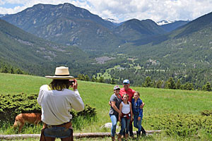 Hawley Mountain Ranch - making family memories