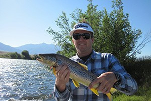 Madison River Guides - guiding on the Madison