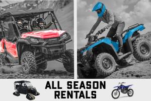 Big Boys Toys - Bozeman ATV/UTV & Off-Road Rentals