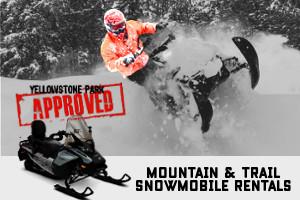 Big Boys Toys - SW Montana Snowmobile Rentals