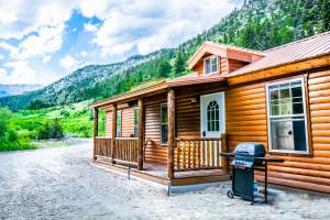 Summer Rental Homes around Big Timber MT