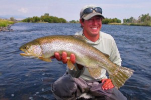 Hooked Outfitting - guided fishing trips