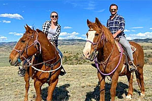 Headwaters Ranch - Horse Trail Rides