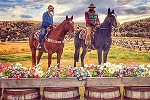 Group Trail Rides for Wedding & Family Events