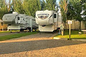 Pet/Family Friendly RV/Trailer Park in Livingston