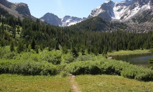 Bozeman Hiking Spanish Peaks