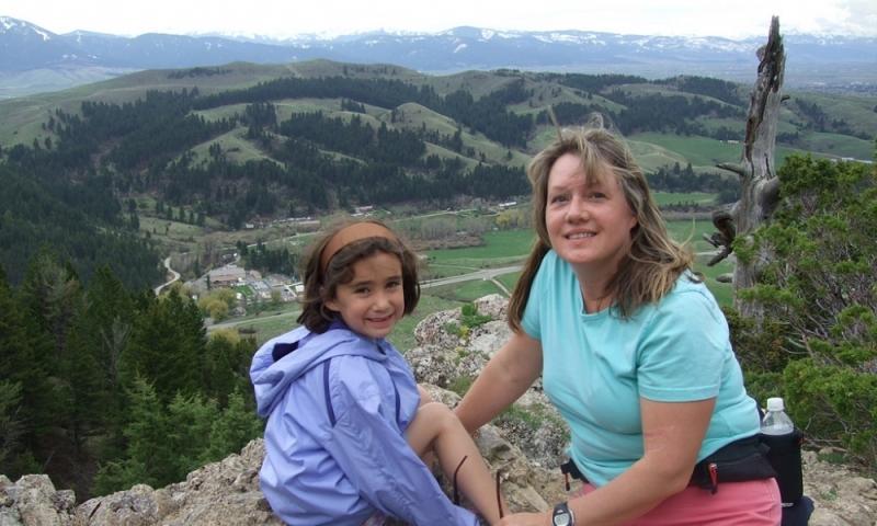 Hike The M Bozeman Montana