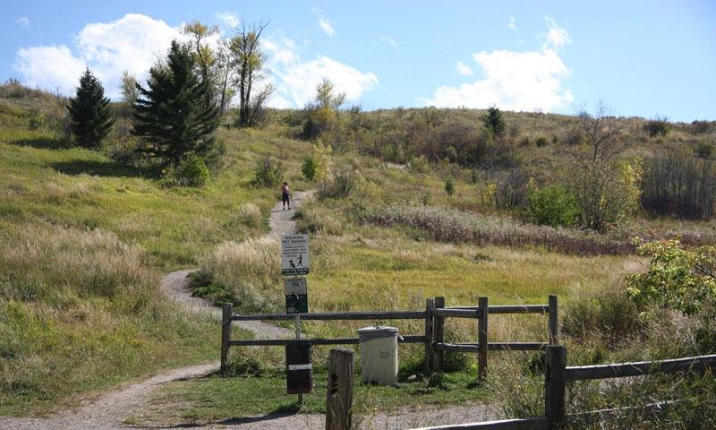 Bozeman Montana Hiking Trail