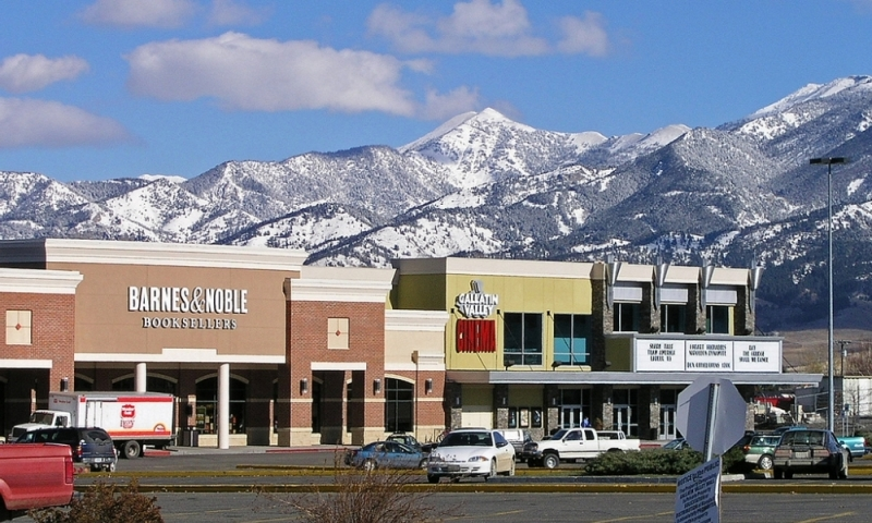 Gallatin Valley Montana Mall Bozeman