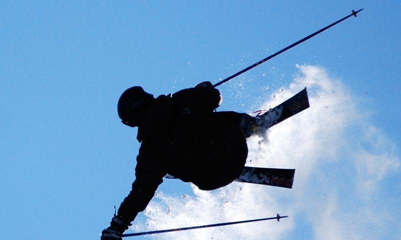 Bridger Bowl Ski Area Montana