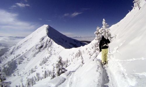 Bridger Bowl Ski Area Bozeman