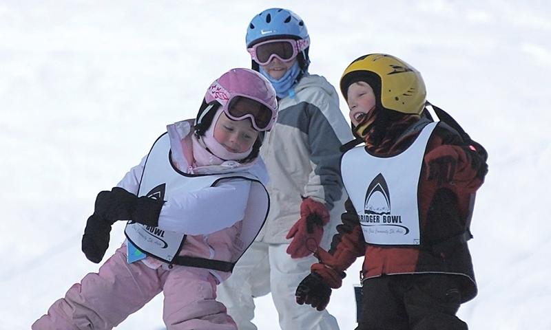 Bridger Bowl Skiing