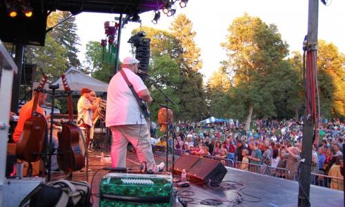 Bozeman Montana Sweet Pea Festival