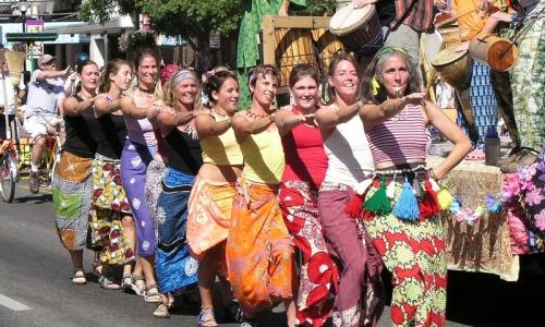 Bozeman Sweet Pea Festival
