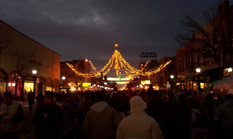 Bozeman Montana Christmas