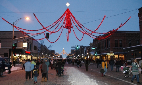 Bozeman Christmas Stroll