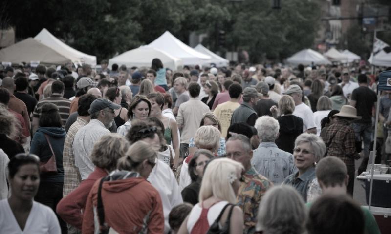 Bite of Bozeman Festival