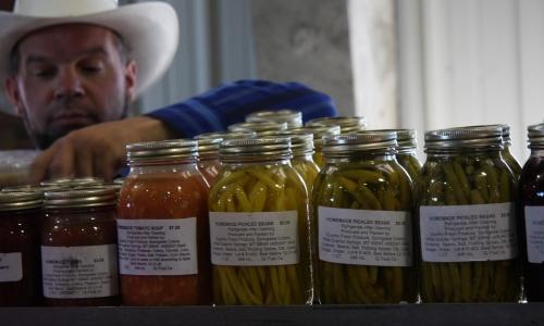 Farmers Market Bozeman Montana