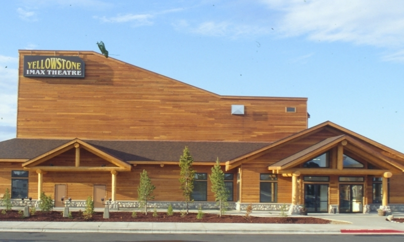 Imax Theater West Yellowstone Montana