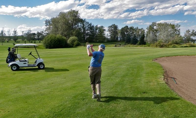Cottonwood Hills Golf Course in Bozeman
