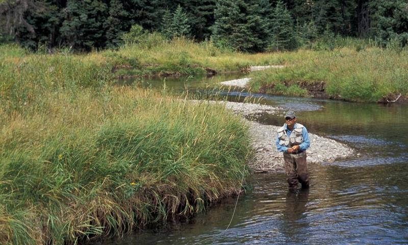 West Boulder River