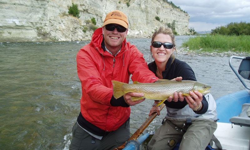 Lower Madison River Fly Fishing Montana Fishing Guide