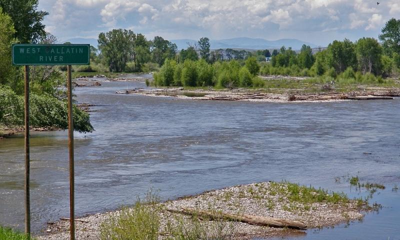 West Fork Gallatin River Montana