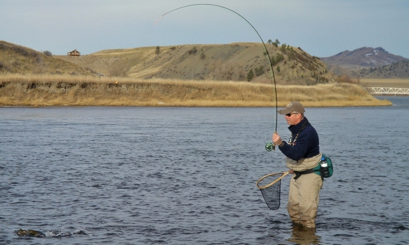 missouri river montana fishing camping boating alltrips
