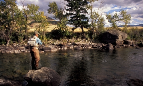 Boulder River Montana Fly Fishing