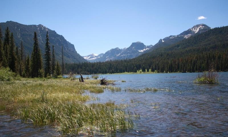 Hyalite reservoir montana fishing camping boating alltrips for Bozeman mt fishing