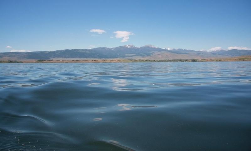 Ennis Lake Montana Fishing Camping Boating Alltrips