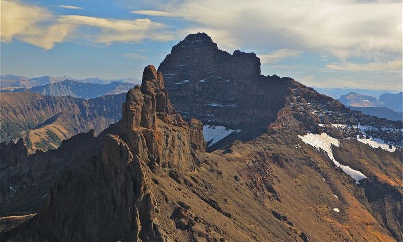 Absaroka Range Montana