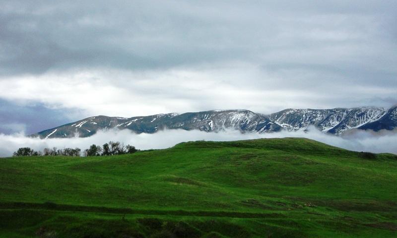 Absaroka Mountains Montana
