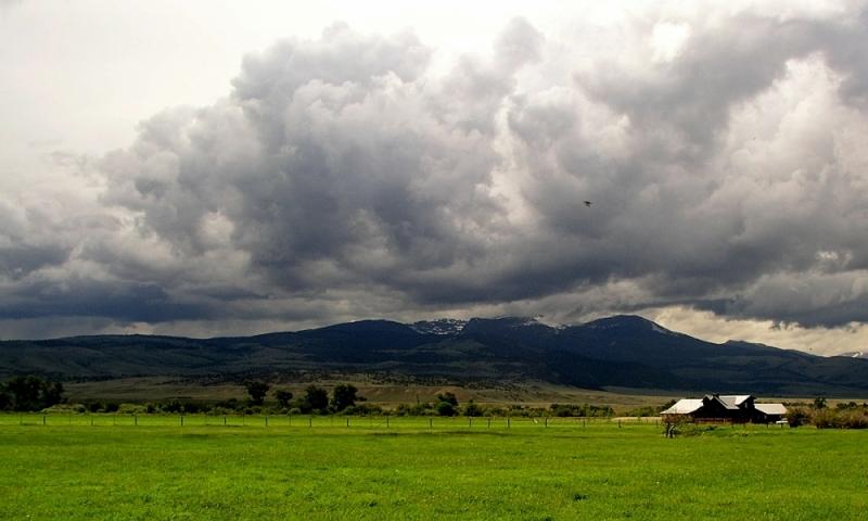 Montana Tobacco Root Mountains