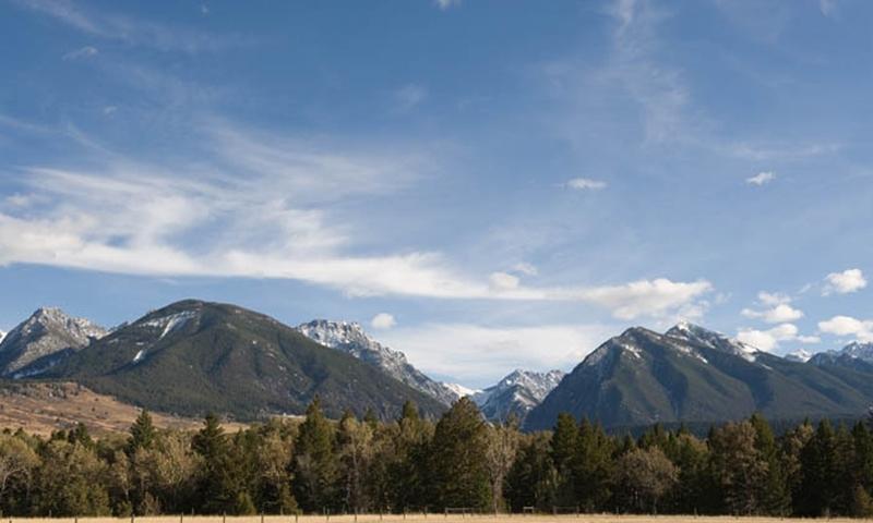 Bozeman Montana Scenic Drives