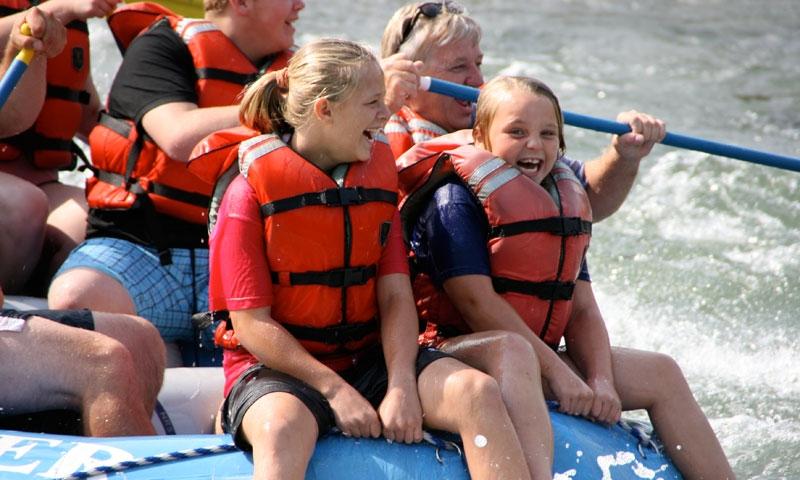 Gallatin River Whitewater Rafting