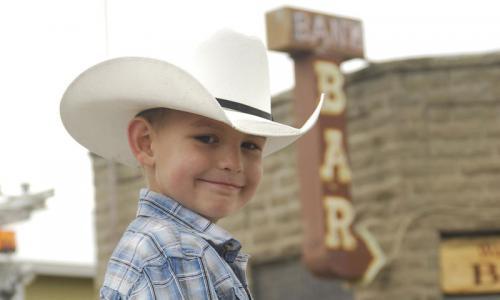 Wilsall Montana Rodeo