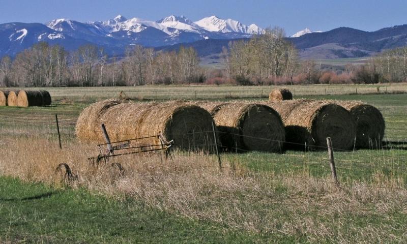 Gallatin Gateway Montana Spanish Peaks