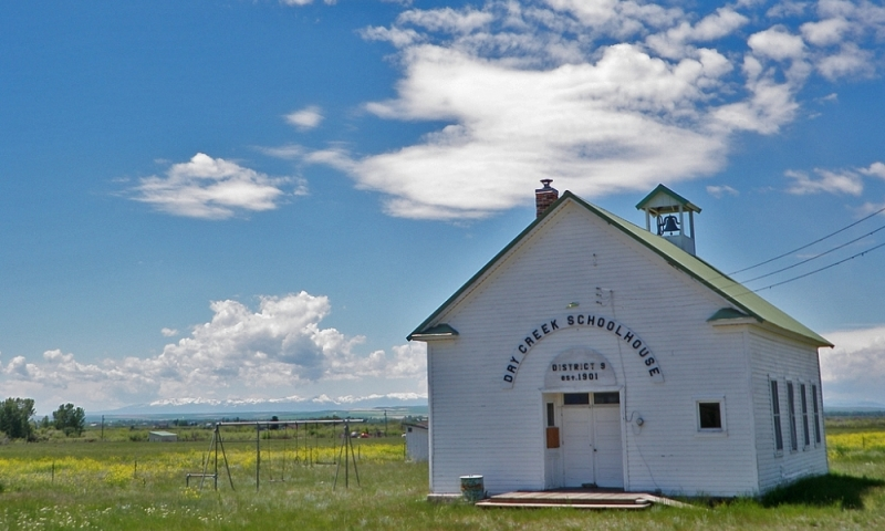 Manhattan Montana Farm