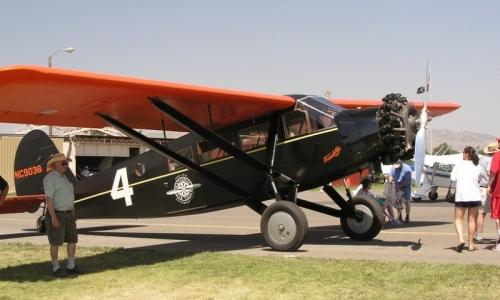 Three Forks Montana Airplane Show