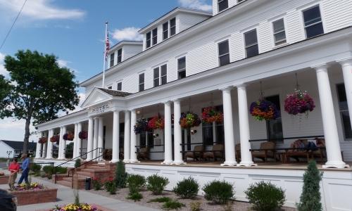 Sacajawea Hotel in Three Forks
