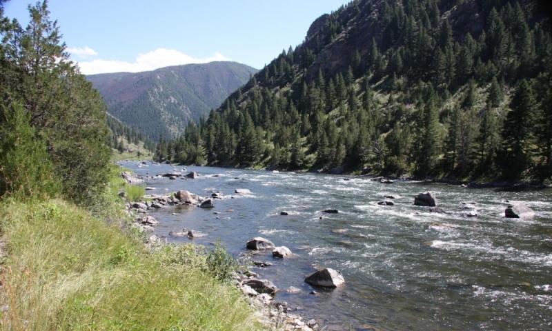 Bear Trap Canyon Madison River