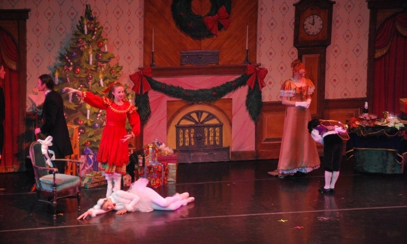 Bozeman Montana Downtown Christmas Plays Winter Nutcracker
