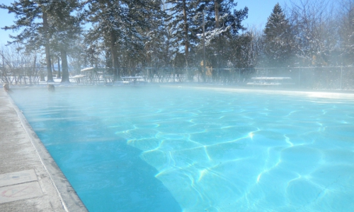 Hot Springs Bozeman