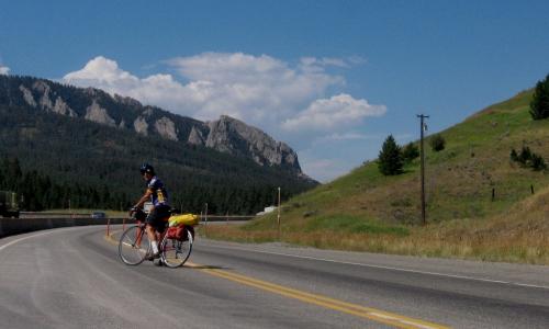 Bozeman Pass Montana