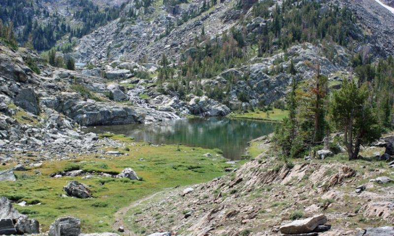 Gallatin Mountain Range Montana