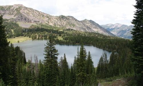 Hyalite Canyon Bozeman Montana