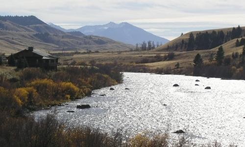 Raynolds Pass Montana